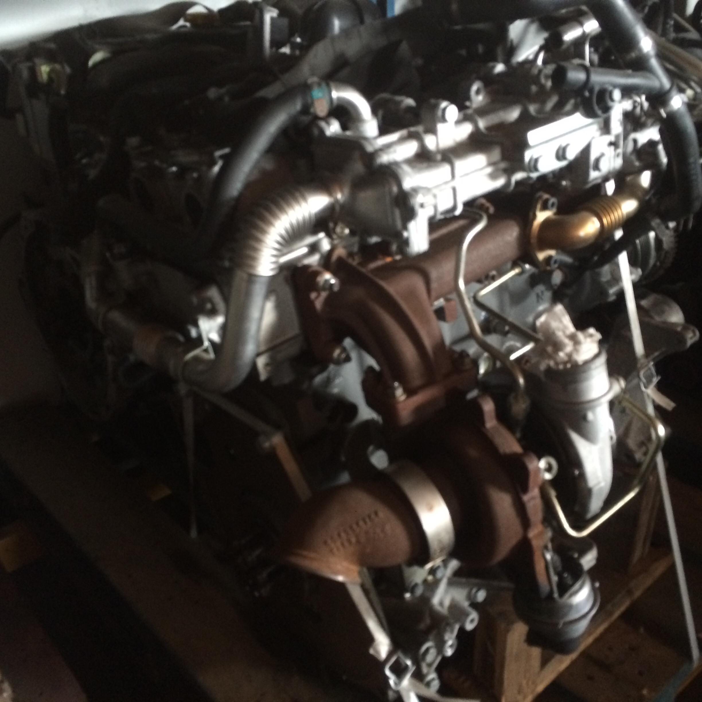 Motor Iveco 3.0 hpi 2012