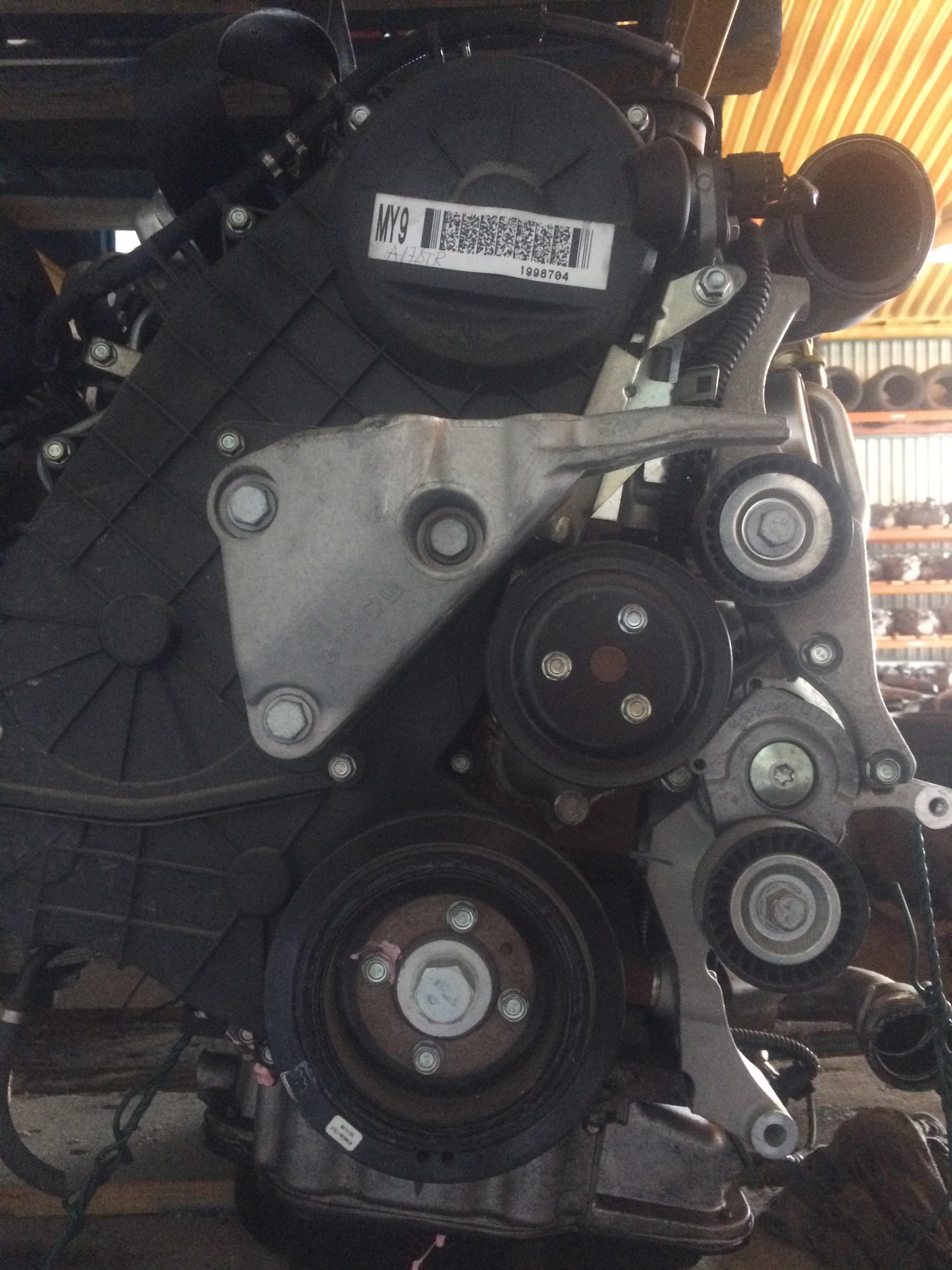 Motor 1.7cdti 2010