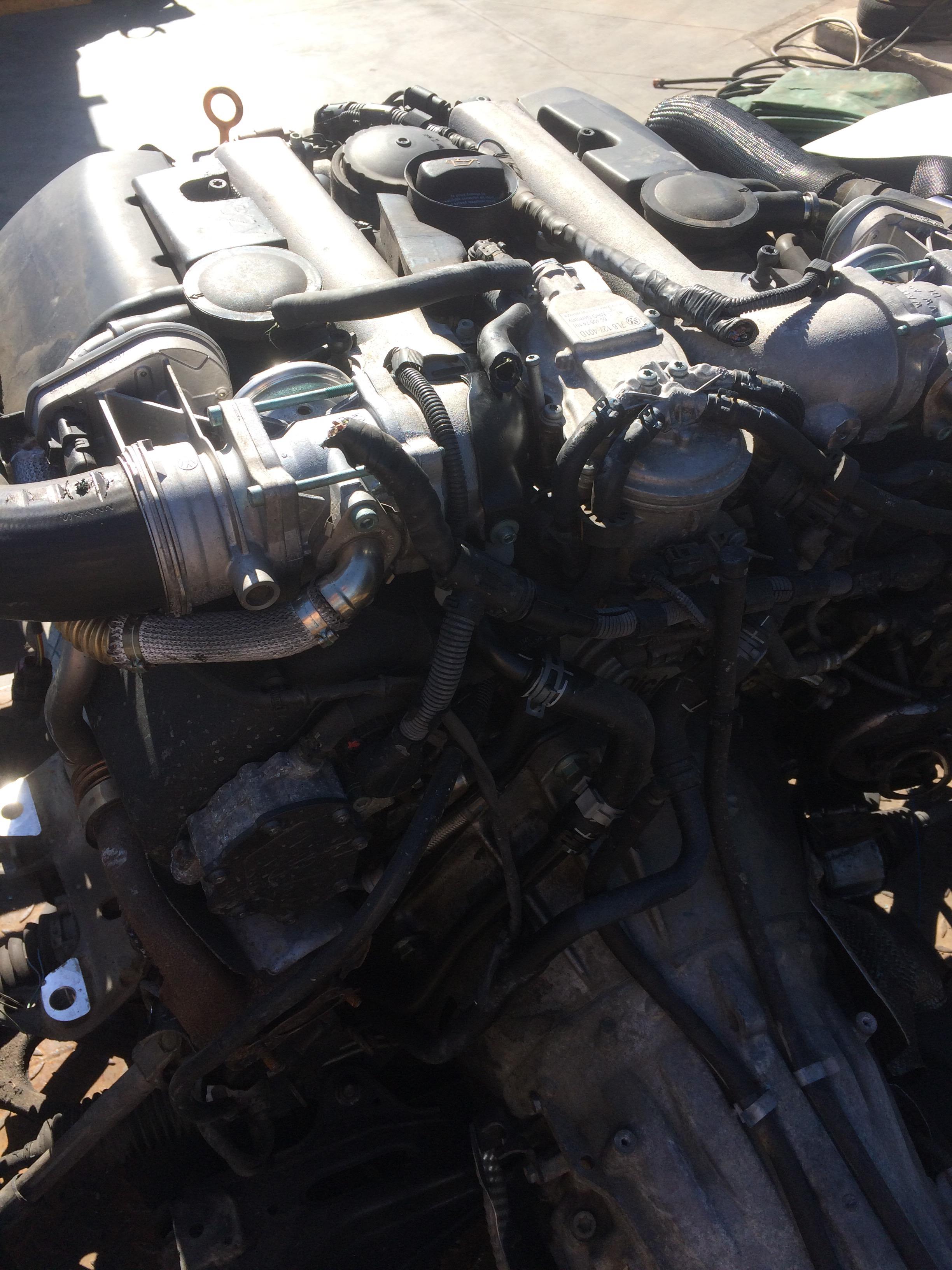 Motor Volkswagen touareg v10 tdi