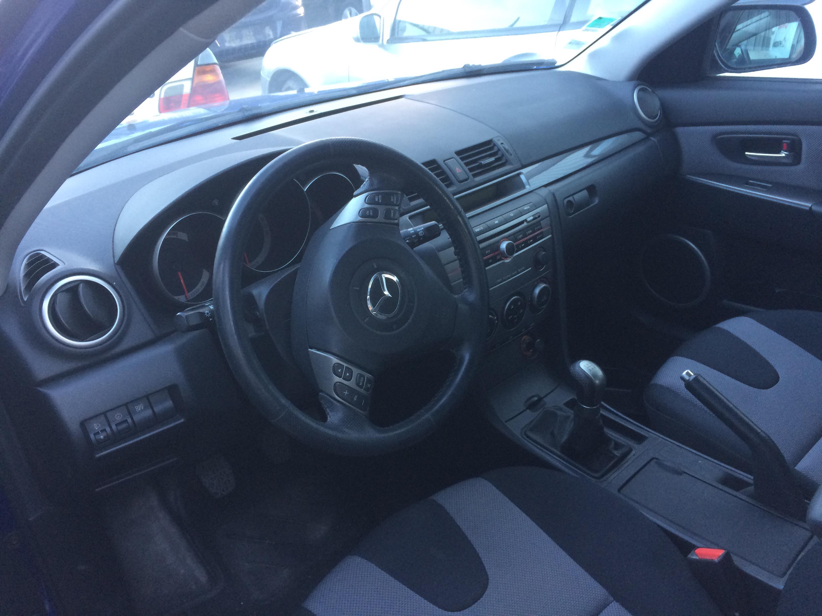 Mazda 3 1.6 d. 2009 para peças